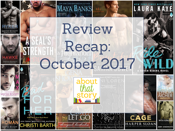 Review Recap: October 2017
