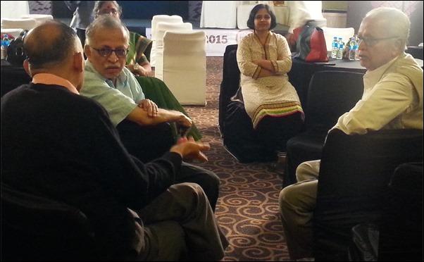 Mohan Chunkath, Rishikesh, Subba Raman