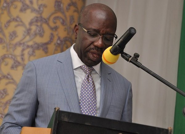 No man can stop me from returning back as Edo State's Governor - Governor Obaseki