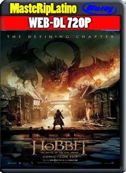 El Hobbit: La batalla de los cinco ejércitos WEBDL 720p Subtitulada