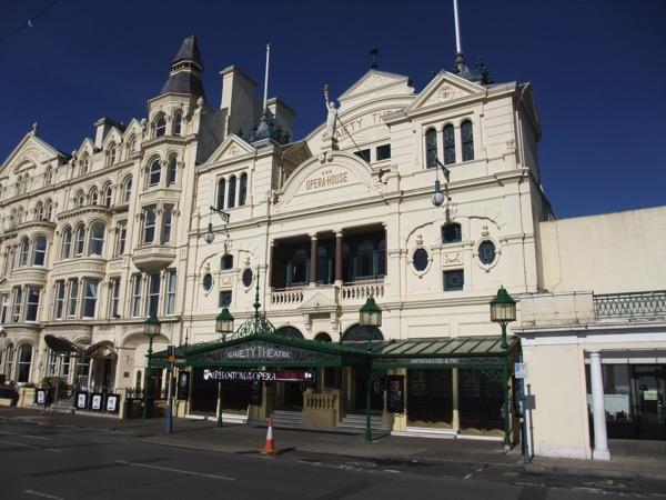 Gaiety Theatre IOM