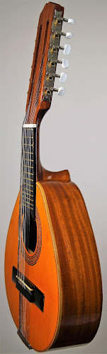 stumpy iberian twelve string mandolin