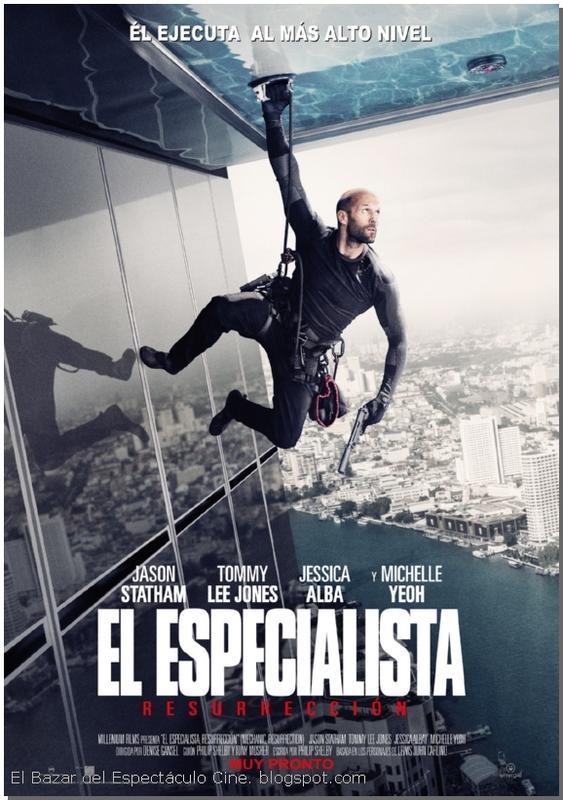 Resultado de imagen para El especialista: Resurrección poster