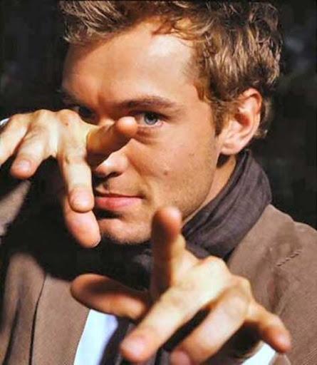 Jude Law provocador