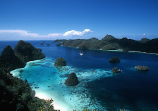 Raja Ampat, Indonesia - a very remote place with some of the best diving in the world