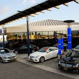 Penske mercedes benz of west covina about google for Mercedes benz in west covina