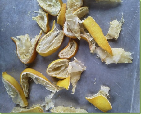 5drying-lemon peel-and-pulp