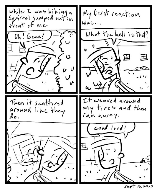 Then This Happened Webcomic