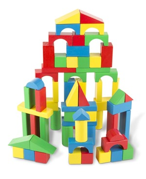 melissa doug building blocks