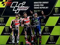 HASIL RACE MOTOGP GP BRNO 2017