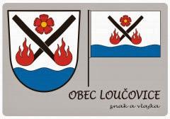 znak Loučovic