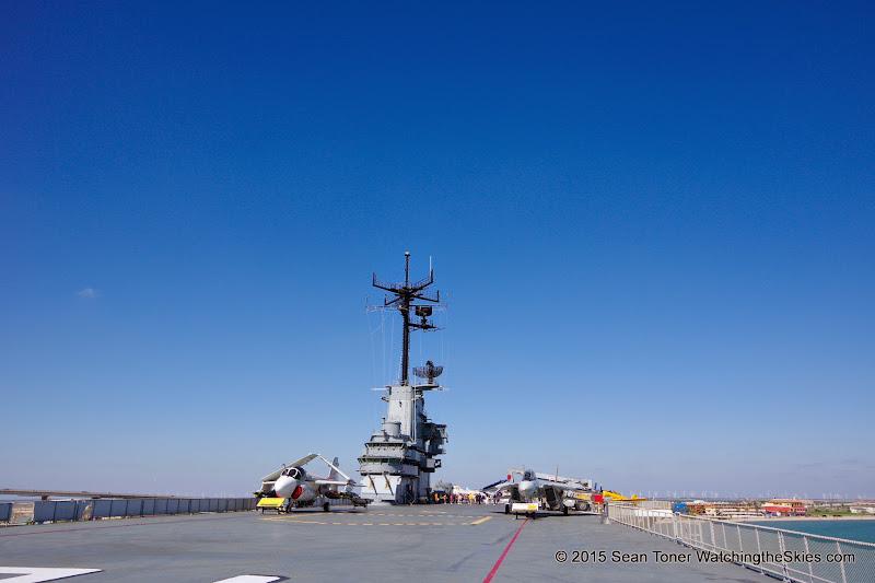 02-08-15 Corpus Christi Aquarium and USS Lexington - _IMG0547.JPG