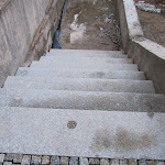2011.12.08.-Remont schodów przed furtą górną.JPG