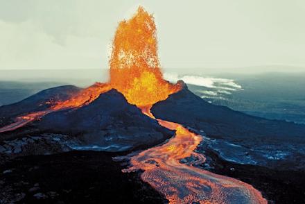 Ηφαίστειο Μάουνα Λόα, Χαβάη : Ένας σεισμός εκεί θα μπορούσε να ενεργοποιήσει το μεγαλύτερο ηφαίστειο της Γης λένε επιστήμονες