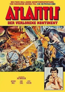 Atlantis, the Lost Continent Poster
