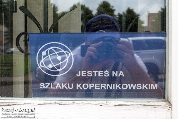 Mikołaj Kopernik mieszkał na Warmii - Szlak Kopernikowski