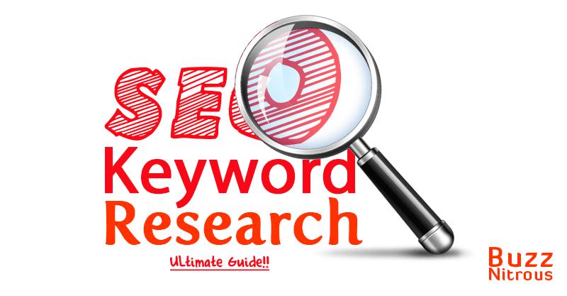 SEO Keyword Research [Ultimate Guide]