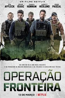 Capa Operação Fronteira (2019) Dublado Torrent