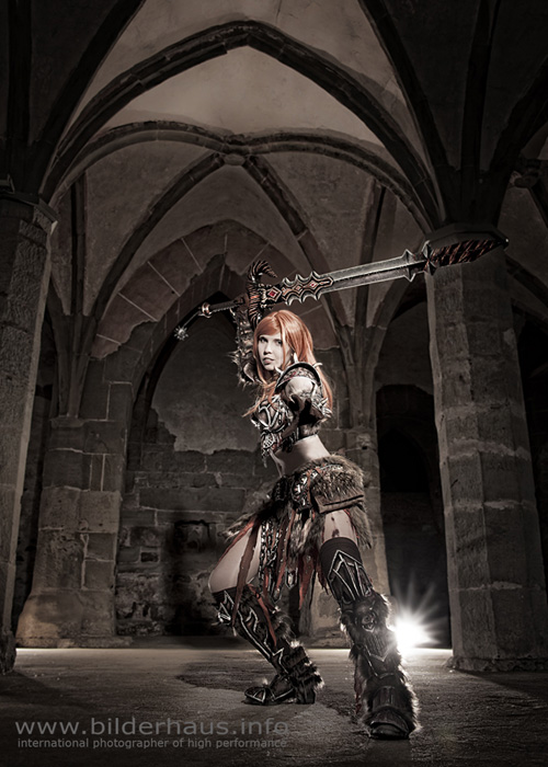Diablo III: Đẳng cấp cosplay Barbarian là đây! 1