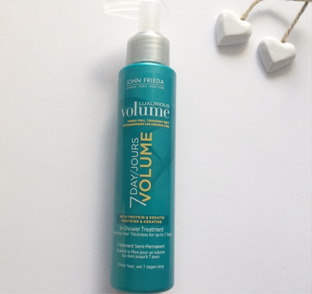 John Frieda Luxurious Volume In Shower Treatment