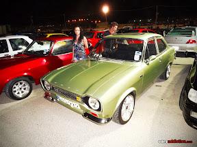 Champagne Green Ford Escort Mk1
