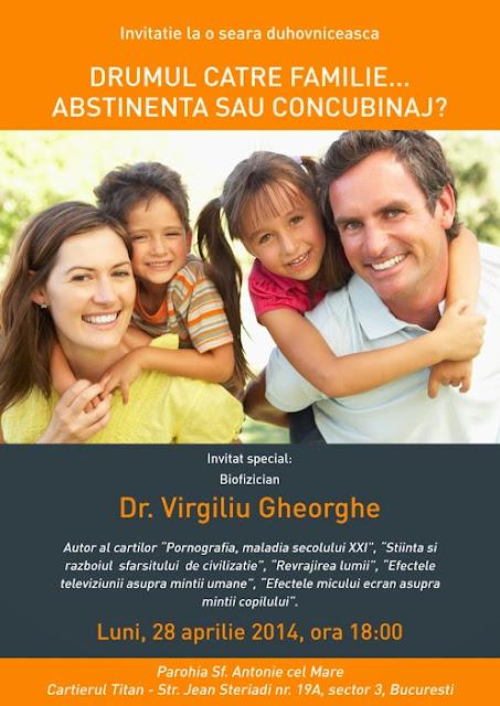 Virgiliu Gheorghe - Drumul catre familie - 002