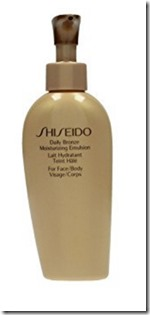 Shiseido Daily Bronze on Amazon