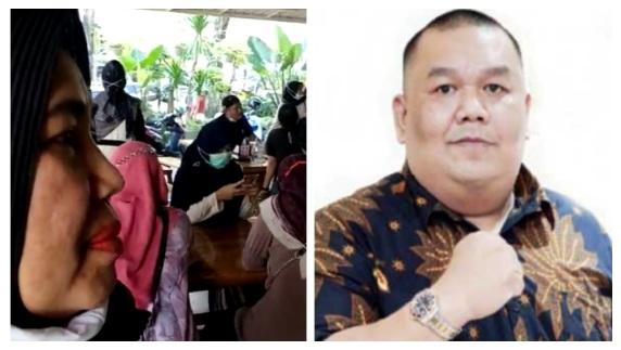 Polisi Diminta Usut Video Ibu-ibu Ajak Langgar Prokes di Padang, Apalagi Sebut Pemerintah Zalim