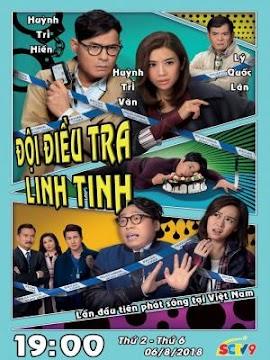 Đội Điều Tra Linh Tinh (SCTV9)