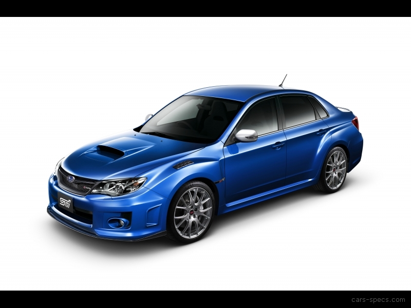 2012 subaru impreza wrx sti limited specifications. Black Bedroom Furniture Sets. Home Design Ideas