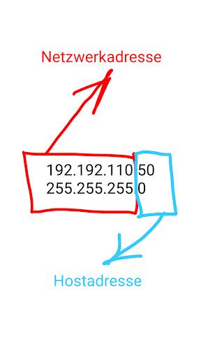 IP Adresse und Subnetzmaske - Erklärung