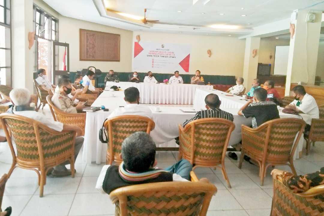 Pemda Toraja Utara Izinkan Shalat Idul Fitri Dilaksanakan Dengan Tetap Ikuti Protap Covid-19