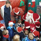 Santa's Visit  2011