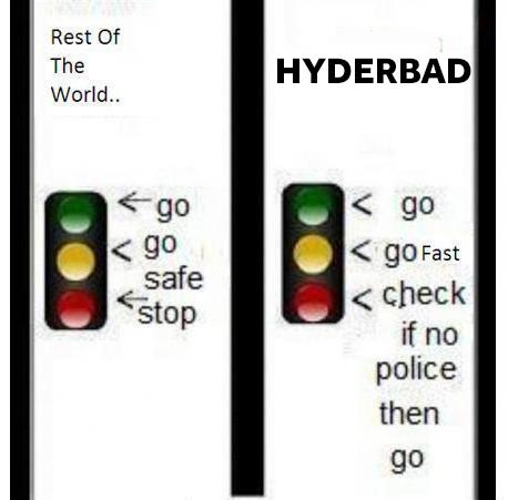 Hyderabadi Baataan - Hyderabad%2Bki%2Bkirrak%2Btraffic%2Bki%2Bwajah%2521%2521%2521
