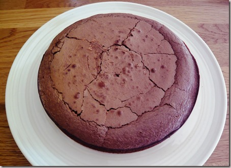 chocolate amaretti cake2