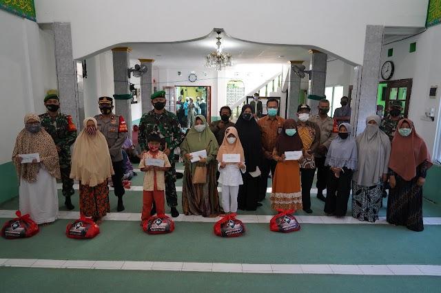 TNI POLRI Wilayah Bogor Do'a Untuk ABK Nanggala-402 yang Hilang Kontak