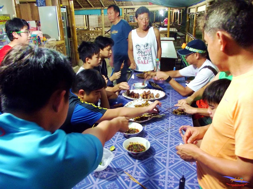family trip pulau pari 140716 Fuji 102
