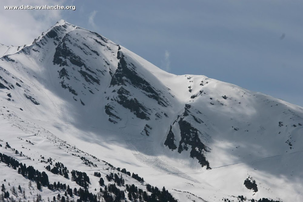 Avalanche Haute Maurienne, secteur Belle Plinier - Photo 1