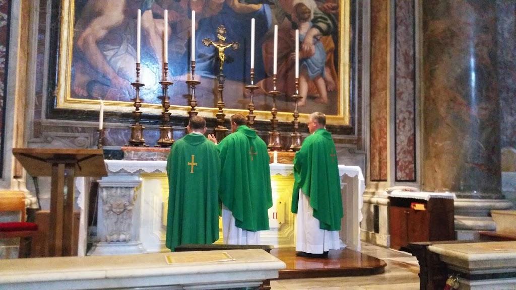Msza św. przy grobie św. Jana Pawła II, 10 czerwca 2016 - IMG-20160610-WA0005.jpg
