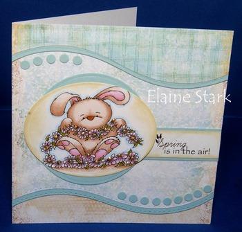 Elaine - spring has sprung