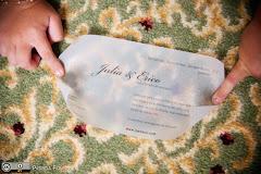 Foto 0014. Marcadores: 05/12/2009, Casamento Julia e Erico, Convite, Convite de Casamento, Gizela Studio 311, Rio de Janeiro