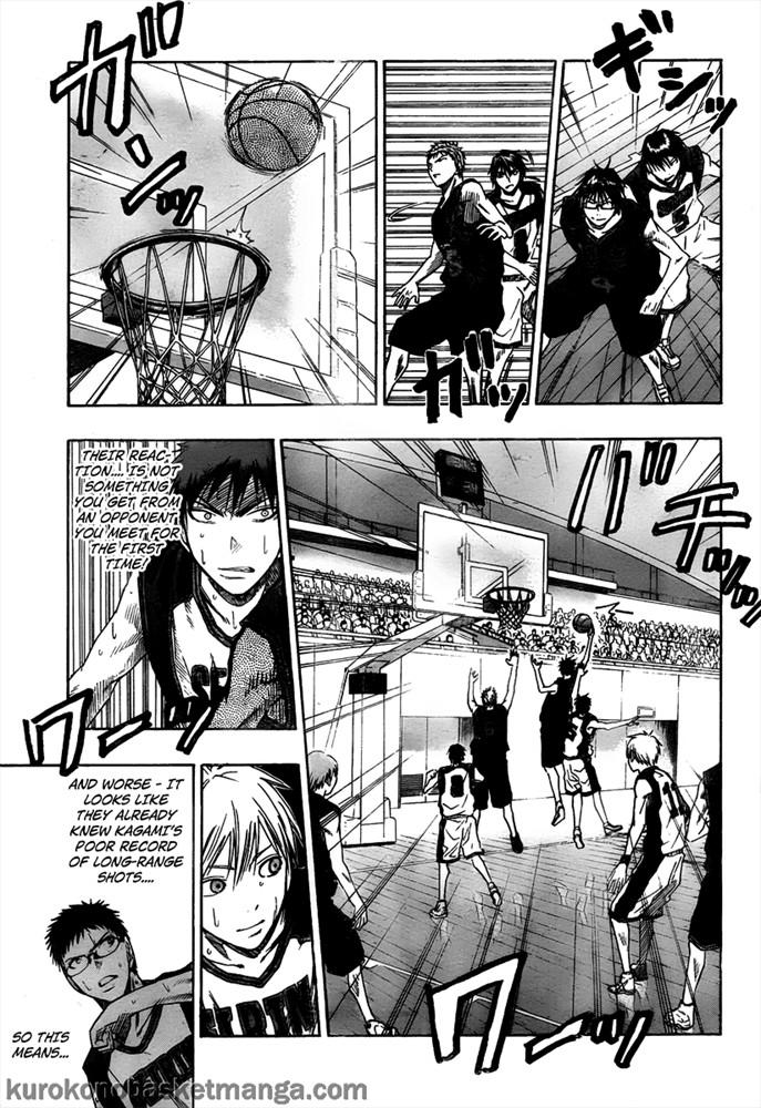 Kuroko no Basket Manga Chapter 44 - Image 07