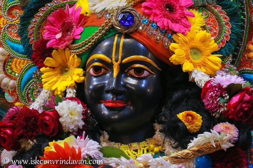 ISKCON Vrindavan Deity Darshan 03 jan 2017 (21)