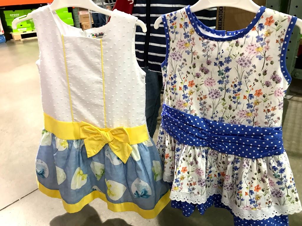 be26cf53acb0a コストコ2018春夏 子供服のドレス新商品!ワンピースもオシャレで上品 ...