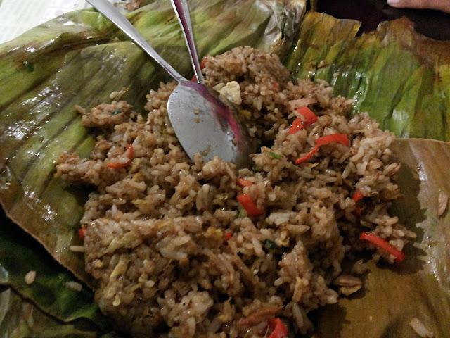 nasi bakar tuna gotri resto rungkut