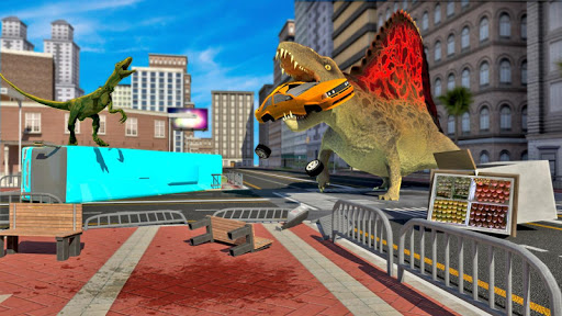 Dino Simulator 2019  captures d'u00e9cran 1
