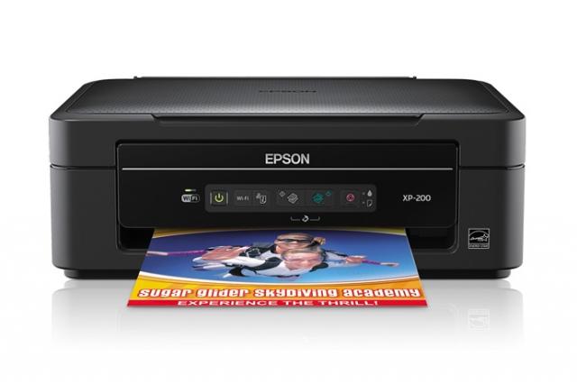 Download Epson XP-200 printer driver