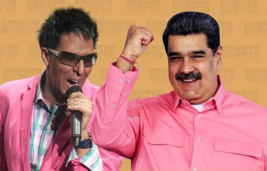 Bonny Cepeda dice no cobró 60 mil dólares por cantarle a Maduro; asegura utilizó sarcasmo