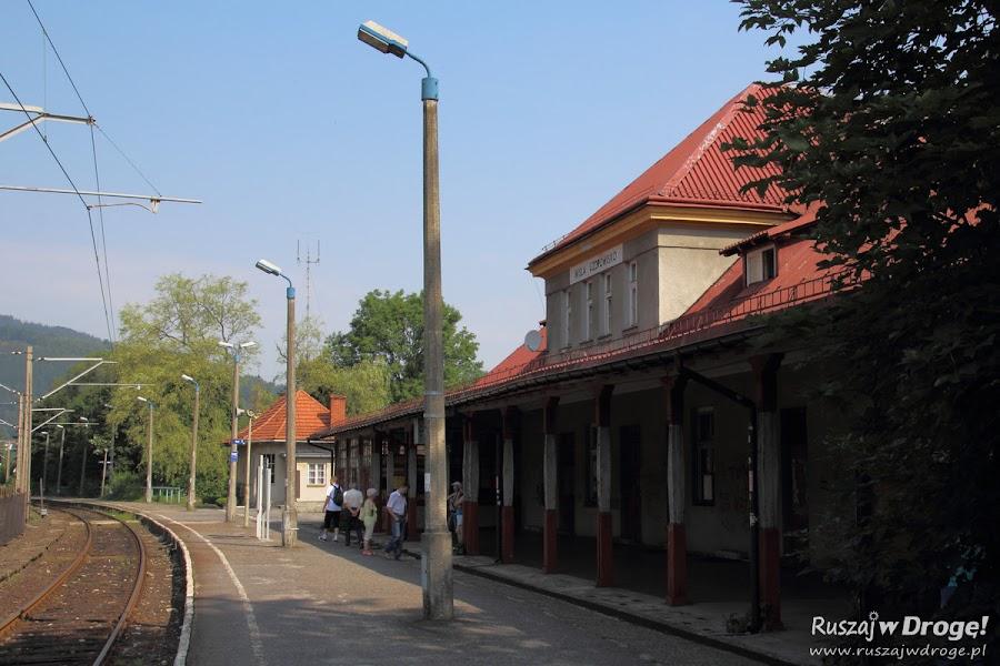 Dworzec PKP w Wiśle