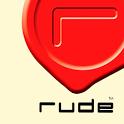 Rude icon